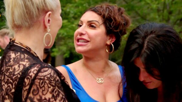 RHONJ Recap: Jennifer Gets Drunk And Falls Down At Teresa's Pool Party, Joe Gorga Confronts John Over Money Rumor