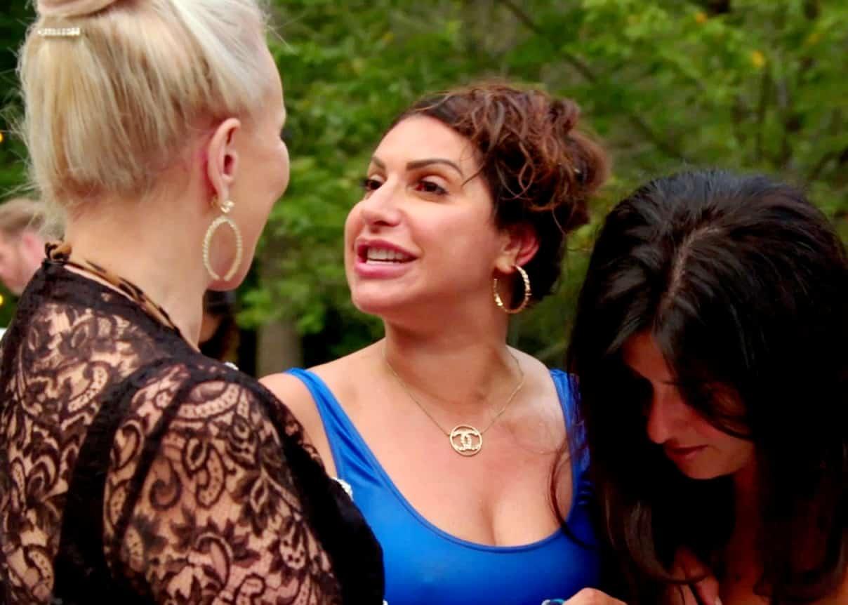 RHONJ Recap: Jennifer Gets Drunk And Falls Down At Teresa's Pool Party, Joe Gorga Confronts John Over Money Rumor
