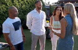 RHONJ Recap: Melissa Questions Joe About Owing Money Rumors as Joe Defends Sister Teresa to Jackie and Evan