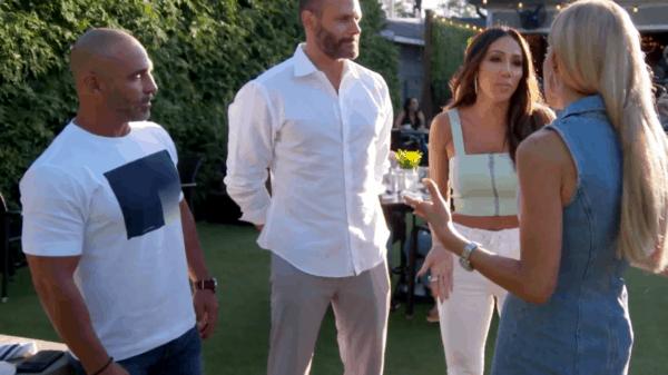 RHONJ Recap: Joe Gorga defends Teresa to Jackie and Evan; Jennifer tells Melissa about rumor regarding Joe