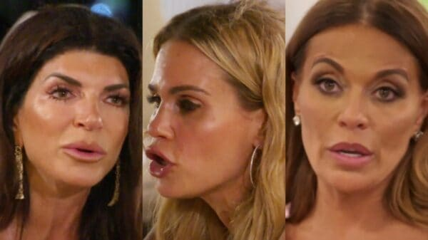 RHONJ Recap: Teresa and Jackie fight it out and Dolores is questioned on her relationship with David