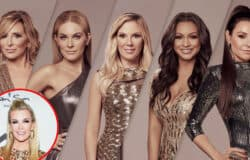 """REPORT: RHONY Cast Believes Tinsley Mortimer Is Plotting A Comeback Following Her Split From Scott Kluth As Insider Claims Leah McSweeney Is """"Begging"""" Tinsley To Return"""