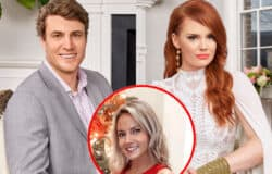 "Shep Rose Dishes on His Passionate ""Affair"" With Kathryn Dennis and Admits Girlfriend Taylor Wasn't Pleased With Kathryn Excerpt in His Book, Says Southern Charm Costar Craig Will Likely Be ""Pissed"" After Reading It"