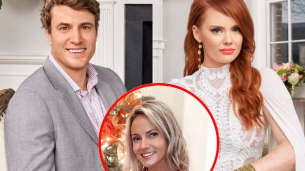 """Shep Rose Dishes on His Passionate """"Affair"""" With Kathryn Dennis and Admits Girlfriend Taylor Wasn't Pleased With Kathryn Excerpt in His Book, Says Southern Charm Costar Craig Will Likely Be """"Pissed"""" After Reading It"""