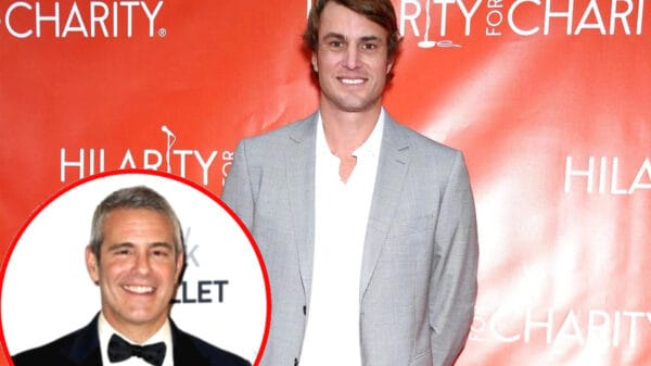 Shep Rose Not Sure He'll Return For Season 8 Of Southern Charm As He Talks Being Labeled The Villain And Admits He Once Thought He Could Replace Andy Cohen On WWHL