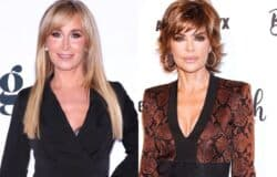Are Sonja Morgan and Lisa Rinna Filming Real Housewives All-Stars Spinoff? They Are Both Caught in Antigua at the Same Hotel After They're Linked to Show