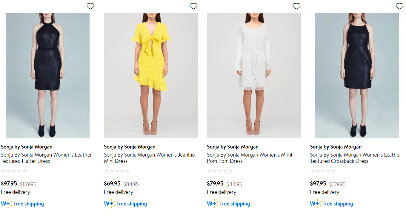 PHOTOS: Sonja Morgan's Clothing Line is Now Available at Walmart Following the Blow RHONY Star Took From Century 21 Closure