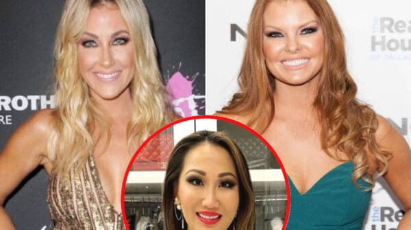 """Stephanie Hollman Hints That Brandi Redmond Is Walking Away From RHOD, Reveals Why She Defended Brandi's Family Against """"Gross"""" Rumors, And Explains Why She's Not Close With Dr. Tiffany Moon, Plus Live Viewing Thread"""