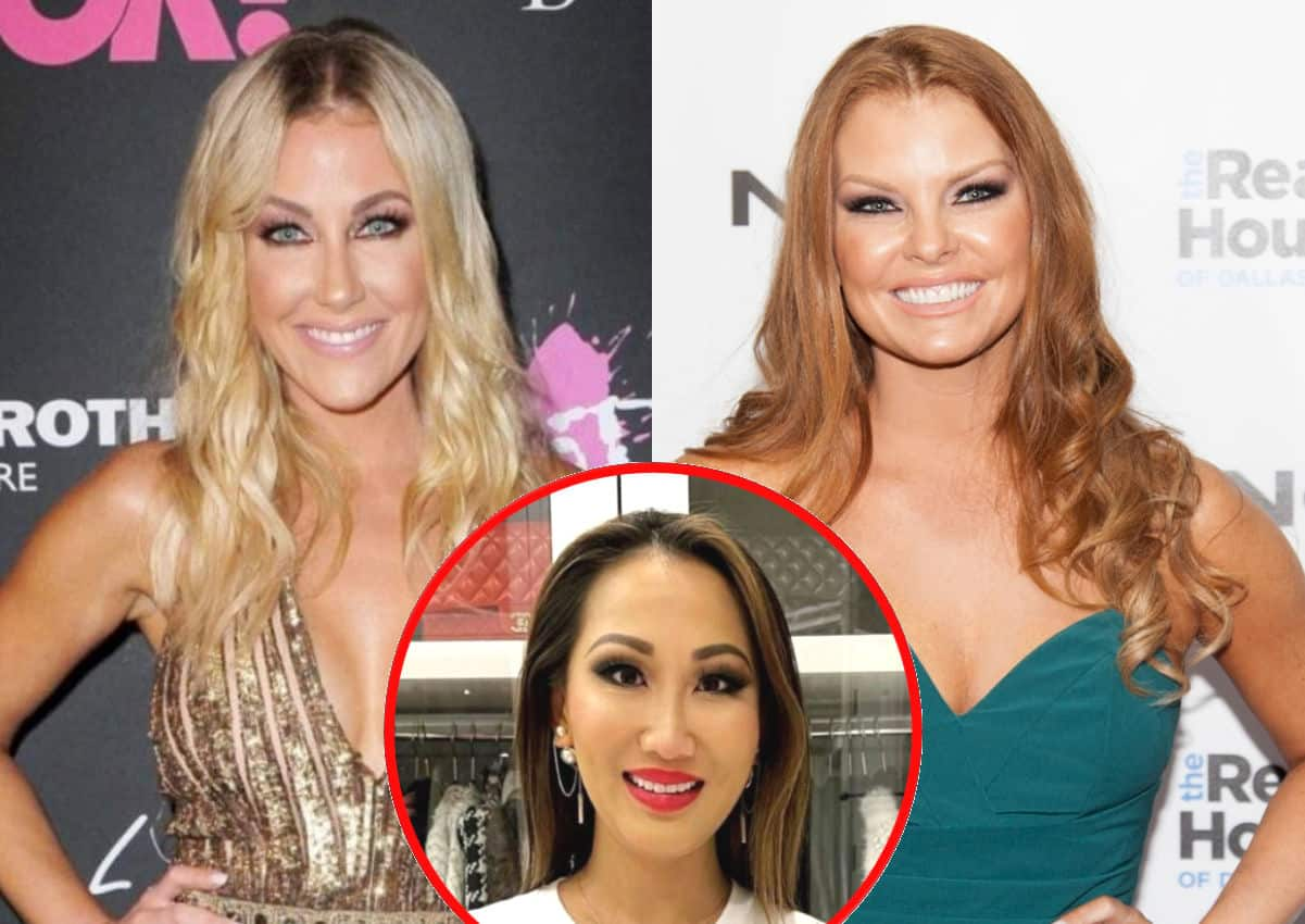 "Stephanie Hollman Hints That Brandi Redmond Is Walking Away From RHOD, Reveals Why She Defended Brandi's Family Against ""Gross"" Rumors, And Explains Why She's Not Close With Dr. Tiffany Moon, Plus Live Viewing Thread"