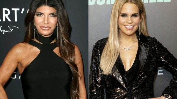 "REPORT: Teresa Giudice Had ""Very Explosive"" Fight With Jackie Goldschneider at RHONJ Reunion Taping, Find Out If Teresa's Boyfriend Luis Made an Appearance"