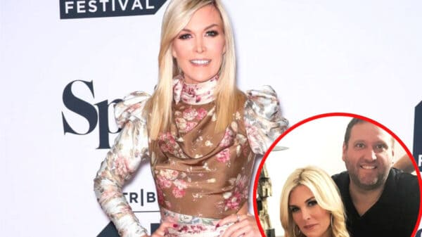 Tinsley Mortimer's Friends Refute Scott Kluth's Version Of Events And Point To Evidence After His Reps Claim He Tried To Break Up With The RHONY Alum For Months