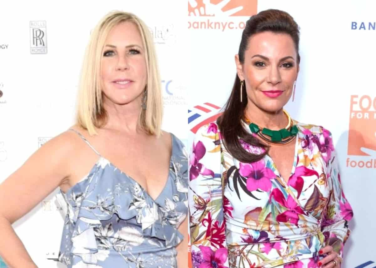 "RHOC Alum Vicki Gunvalson Slams Real Housewives All Stars Spinoff as ""Bulls**t"" and Says She's Heard ""Crickets"" as RHONY Star Luann de Lesseps is Reportedly Cast"