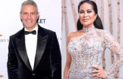 "Andy Cohen Addresses Jen Shah's Arrest As RHOSLC Star Allegedly Caught Saying She's ""The Only Minority"" On Show In Newly Leaked Audio Recording"
