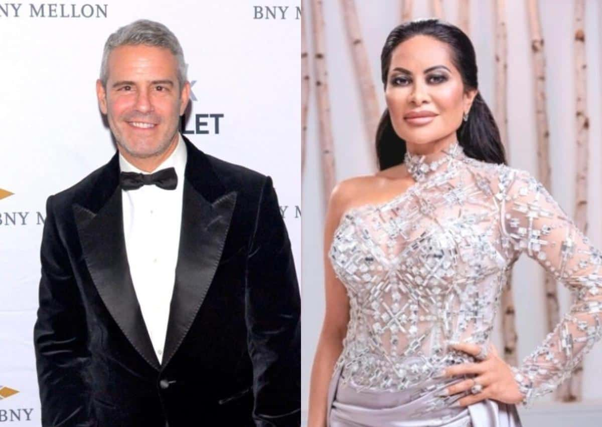"Andy Cohen Addresses Jen Shah's Arrest As RHOSLC Star Is Allegedly Caught Saying She's ""The Only Minority"" On Show In Newly Leaked Audio Recording"
