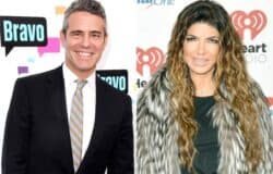 Andy Cohen Explains Why He Didn't Fire Teresa Giudice From RHONJ Following Her Fraud Conviction and Prison Stint