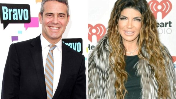 "Andy Cohen Explains Why He Chose Not To Fire RHONJ's Teresa Giudice Following Fraud Conviction And Prison Sentence And Admits He Wanted To See Her ""Grow"""