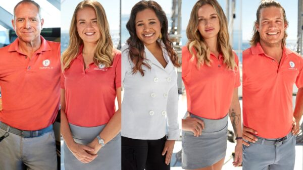 "VIDEO: Watch Dramatic Below Deck Sailing Yacht Midseason Trailer! Crew Gets Caught Bad-Mouthing Guests as Dani Claims ""It's God's Will"" If She Gets Pregnant, Plus Gary Feuds With Daisy and Seemingly Tosses Sydney Aside For Alli"