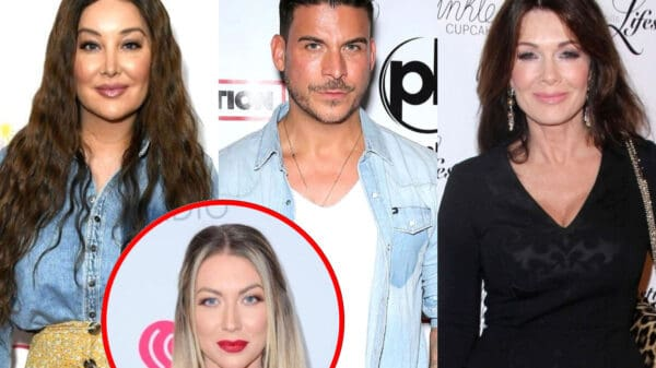 "Pump Rules Alum Billie Lee Claims Jax Taylor ""Was Usually on Drugs"" During Filming, Claims Lisa Vanderpump Threatened Her Career and Reveals She Was Warned About Stassi Schroeder's ""Racist"" Commentary"