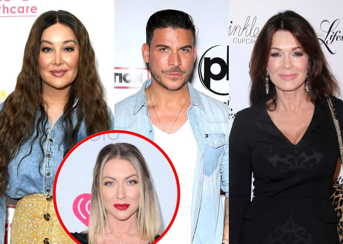 """Pump Rules Alum Billie Lee Claims Jax Taylor """"Was Usually on Drugs"""" During Filming, Claims Lisa Vanderpump Threatened Her Career and Reveals She Was Warned About Stassi Schroeder's """"Racist"""" Commentary"""
