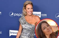 "PHOTO: Braunwyn Windham-Burke Gets Cozy With Rumored Girlfriend Fernanda Rocha As Source Says RHOC Star's Getting ""More Comfortable"" With Her Sexuality"