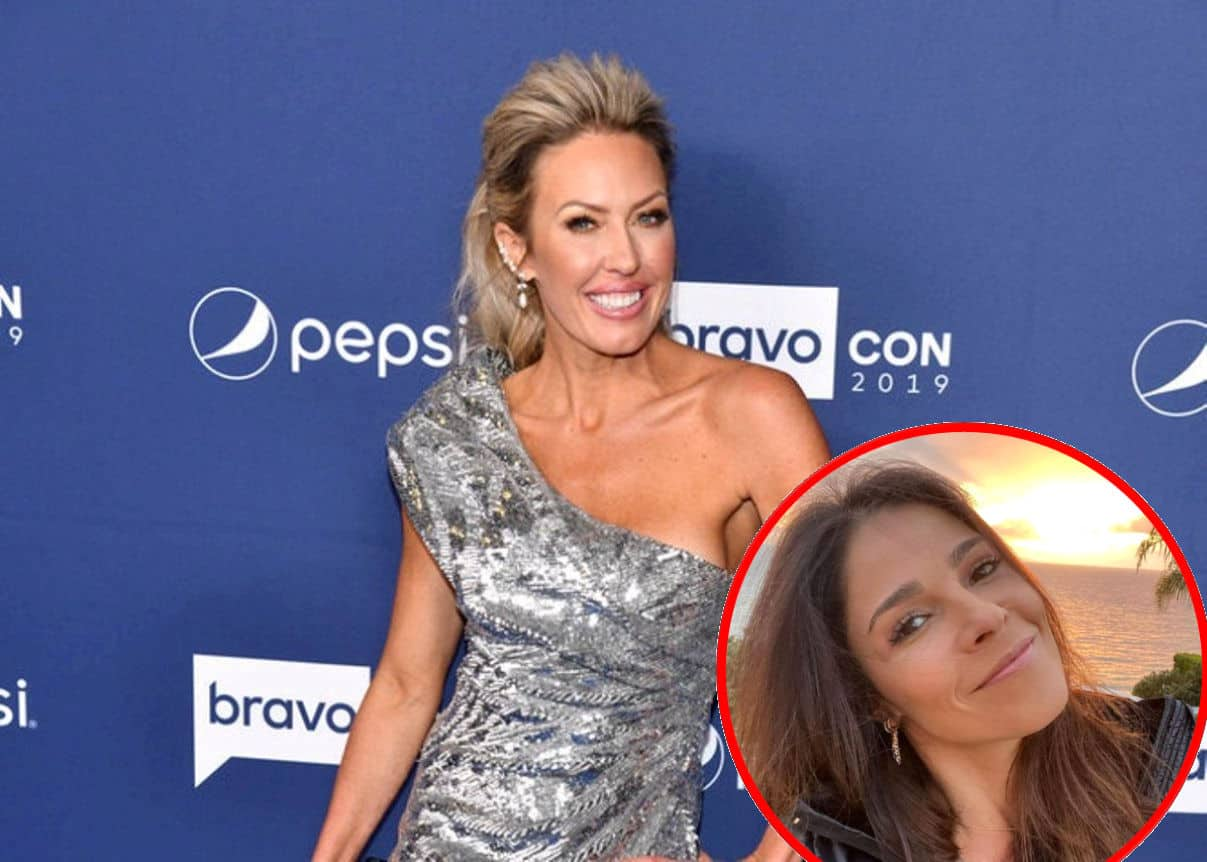 "PHOTO: Braunwyn Windham Burke Spotted With Rumored Girlfriend Fernanda Rocha As Source Says RHOC Star's Getting ""More Comfortable"" With Her Sexuality"