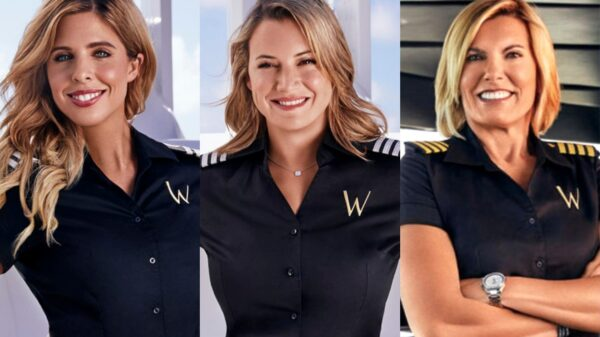 """Below Deck Med Alum Bugsy Drake Weighs In On Hannah Ferrier And Captain Sandy's Feud And Teases Possible Future Romance With Deckhand Alex Radcliffe, Plus Her """"Least Favorite"""" Housewife"""