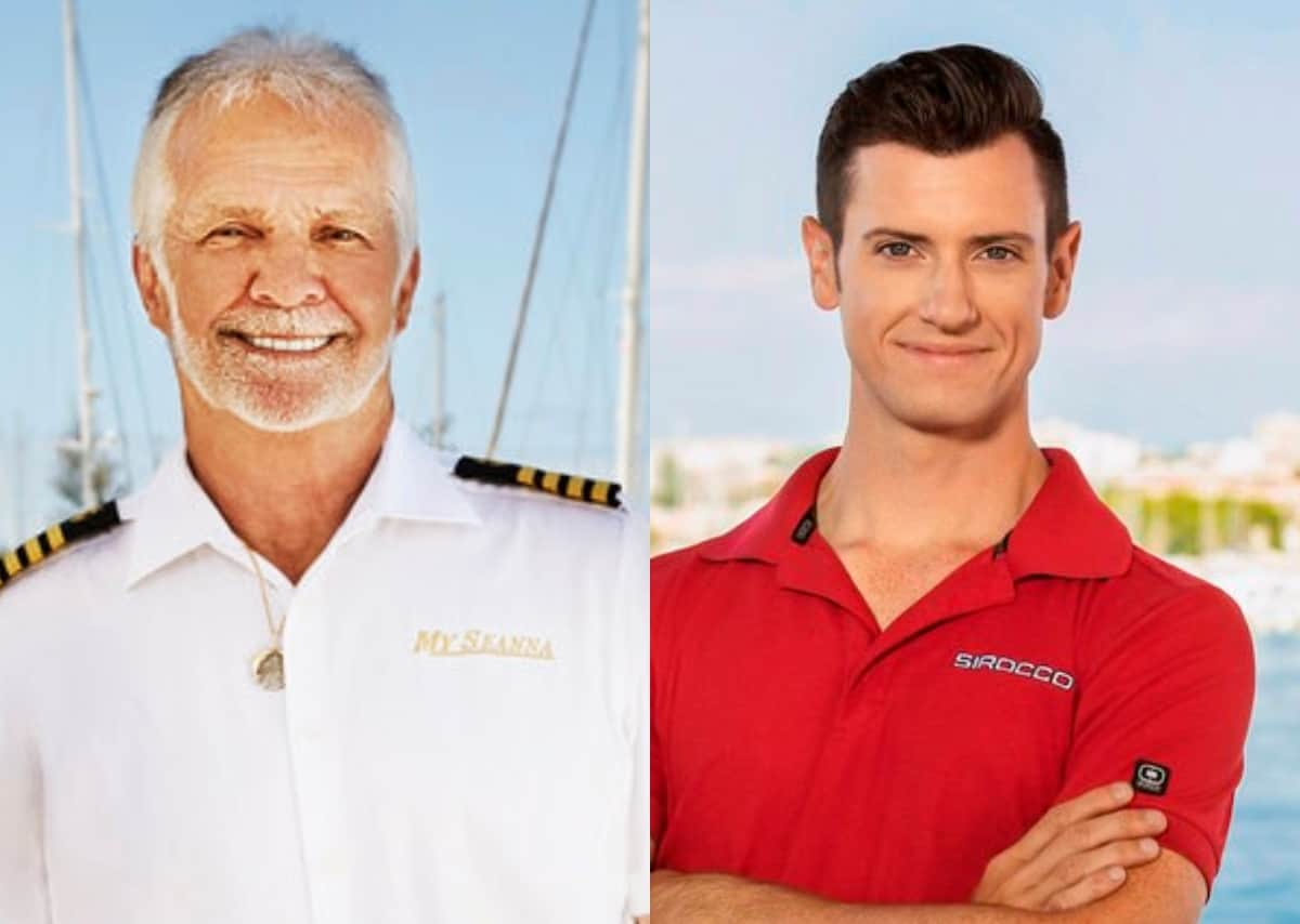 Two New Below Deck Spinoffs Have Been Confirmed As Captain Lee Reveal Where The Production Crew Sleeps, Plus Colin Macy-O'Toole Shades The Real Housewives