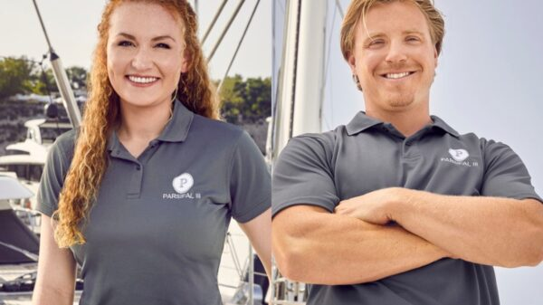 Below Deck Sailing Yacht Stars Ciara Duggan and Paget Berry Split After 9-Month Engagement, Find Out if They're Still on Good Terms