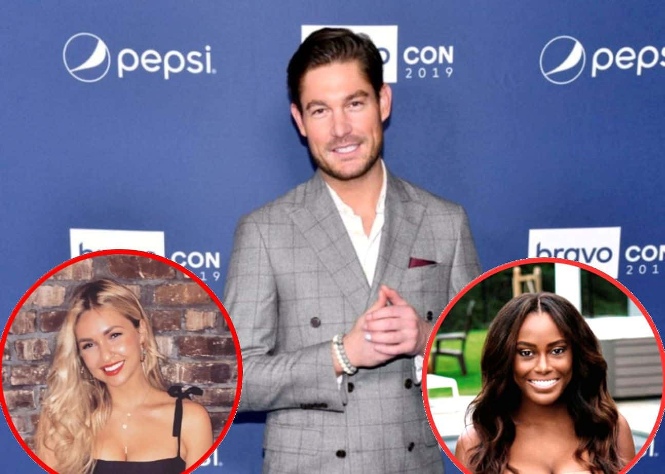 Southern Charm's Craig Conover Offers Update On Relationship With Girlfriend Natalie Hegnauer After Receiving Flirty Instagram Message From Summer House's Ciara Miller And Teases Winter House