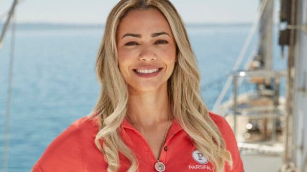 Did Below Deck Sailing Yacht Charter Guest Accidentally Reveal Who The Father Of Dani Soares' Baby Is? See What Dani Is Saying