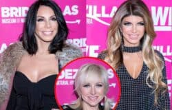 "Danielle Staub Reacts to Teresa Giudice's New Relationship and Claims She Suffered ""Nervous Breakdown"" After RHONJ Due to Margaret, Calls Melissa's Marital Issues ""Real"" and Alleges She 'Smooched' Gerard Butler"