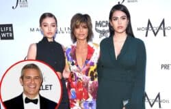 RHOBH Star Lisa Rinna Denies Complaining to Andy Cohen About WWHL Bravo Kids Special, Were Her Daughters Asked? Plus Lauri Peterson's Daughter Ashley Zarlin Reacts to Being Excluded