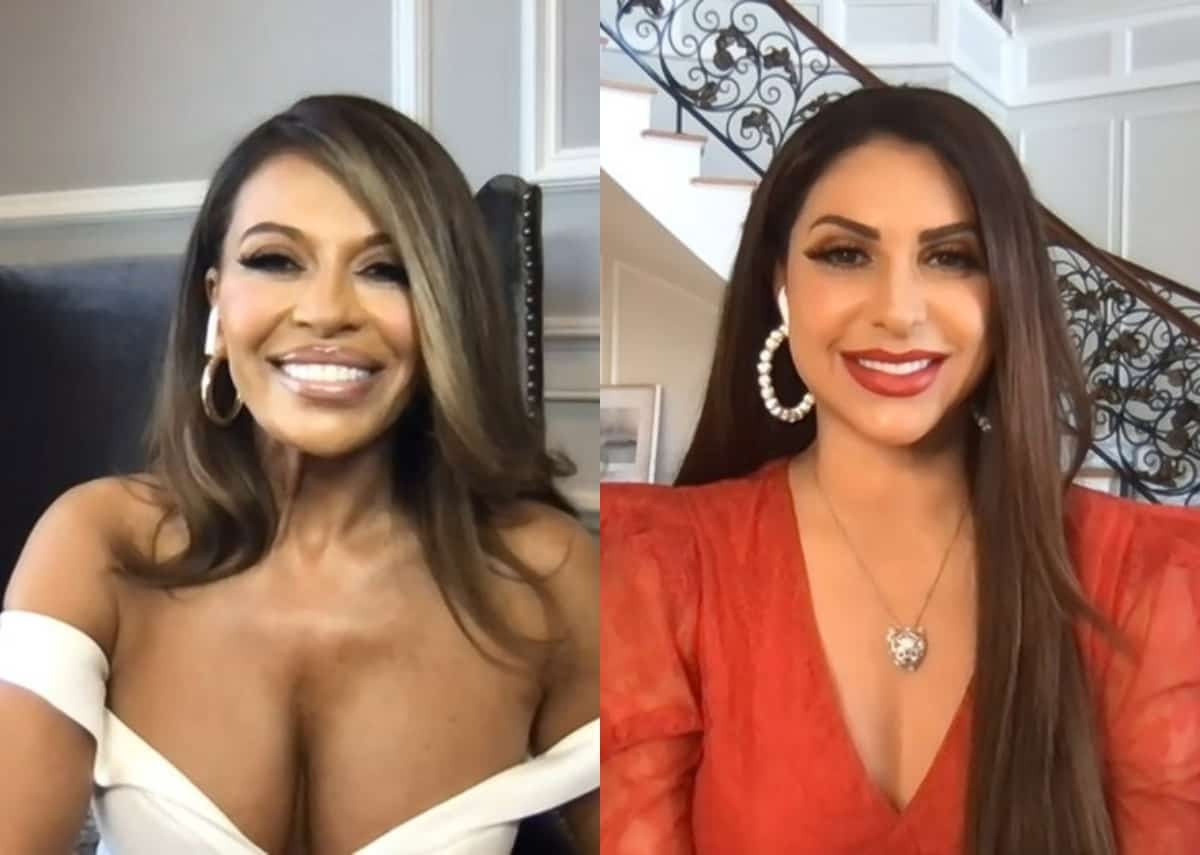 """Dolores Catania Shares Which RHONJ Husband is """"Biggest Gossip"""" as Jennifer Aydin Reveals the """"Most Whipped"""" Guy, Plus Joe Gorga is Labeled Most """"Chauvinistic"""" of the Group"""