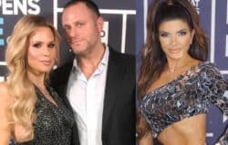 "RHONJ's Evan Goldschneider Reacts to Teresa Giudice's Apology as Jackie Goldschneider Explains How She Rid Her Life of Teresa's ""Toxicity,"" Plus Teresa Praises Evan as a ""Gentleman"""