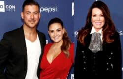 """Jax Taylor Shades Lisa Vanderpump and Takes Credit For Keeping Vanderpump Rules """"Going,"""" Teases """"Family-Oriented"""" Project With Brittany, Plus His Biggest Parenting Fear"""