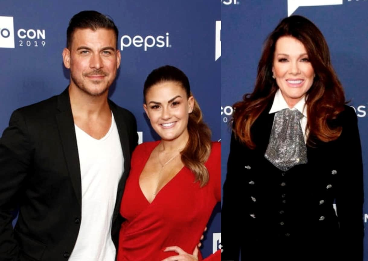 """Jax Taylor Shades Lisa Vanderpump, Takes Credit For Keeping Pump Rules """"Going,"""" and Teases """"Family-Oriented"""" Project With Brittany, Plus His Biggest Parenting Fear"""