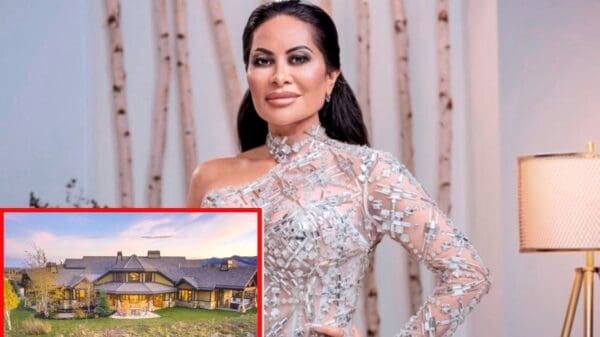 "PHOTOS: Jen Shah Was Renting $3.9 Million 'Ski Chalet' Home Seen on RHOSLC After Selling Her $213,000 Home, Plus She Admitted Assistant Stuart Smith Would ""Do Anything"" for Her"
