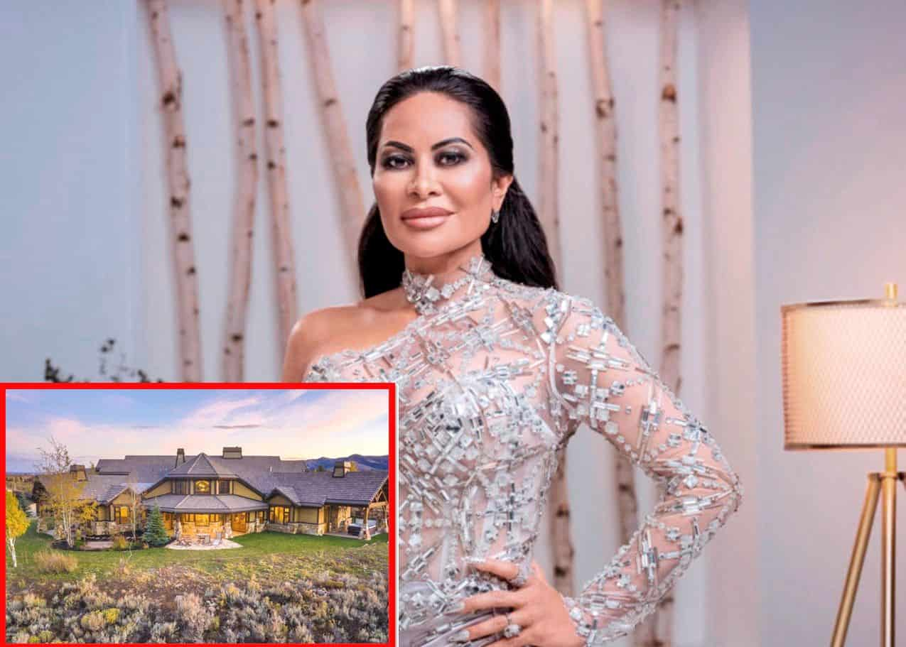 """PHOTOS: Jen Shah Was Renting $3.9 Million 'Ski Chalet' Home Seen on RHOSLC After Selling Her $213,000 Home, Plus She Admitted Assistant Stuart Smith Would """"Do Anything"""" for Her"""