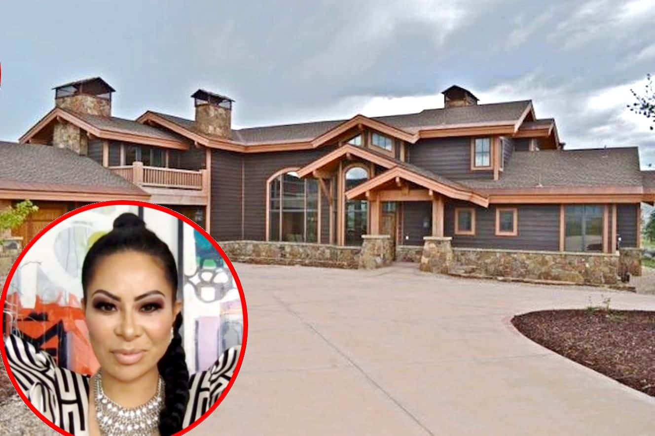 PHOTOS: See Inside RHOSLC Star Jen Shah's New $3.2 Million Rental Home In Park City As She Faces Charges Of Wire Fraud And Money Laundering