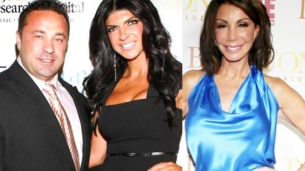 "Joe Giudice Admits He Doesn't ""Miss Being Married"" To Teresa Giudice As Danielle Staub Calls Joe A ""Stand-Up Guy"" And Says He'd Be The RHONJ Husband She'd Marry"