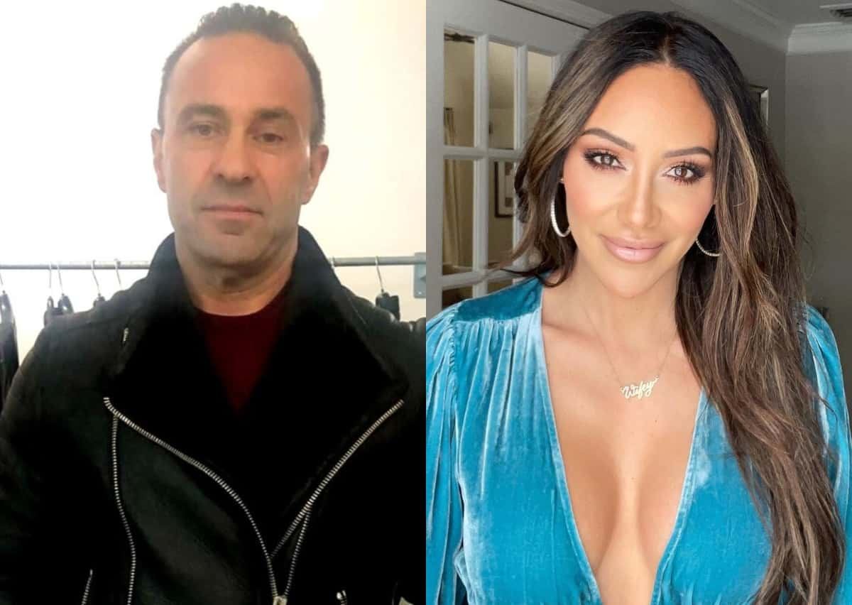 "RHONJ: Joe Giudice Suggests Melissa Gorga Was ""Financially Strapped,"" Accuses Her of ""Emotional Manipulation"" and Putting Stress On His Daughters, Plus Live Viewing Thread"