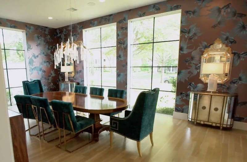 RHOD Kameron Westcott Formal Dining Room