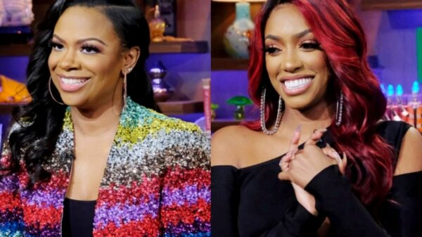 """RHOA's Kandi Burruss Reacts to Porsha Williams' Instagram Live About Deleted Season 13 Scene, Admits She Doesn't Know Where They Stand and Feels """"Confused"""""""