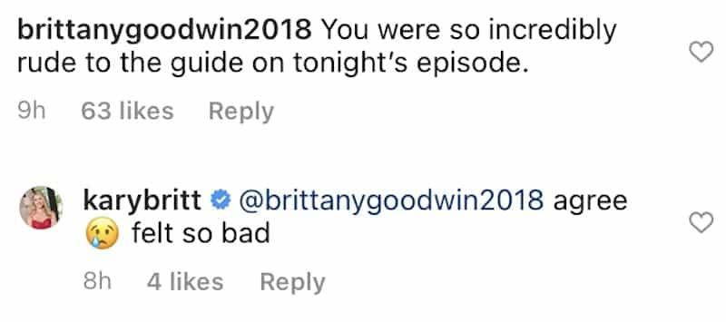 Kary Brittingham Felt So Bad About Rude Behavior on RHOD