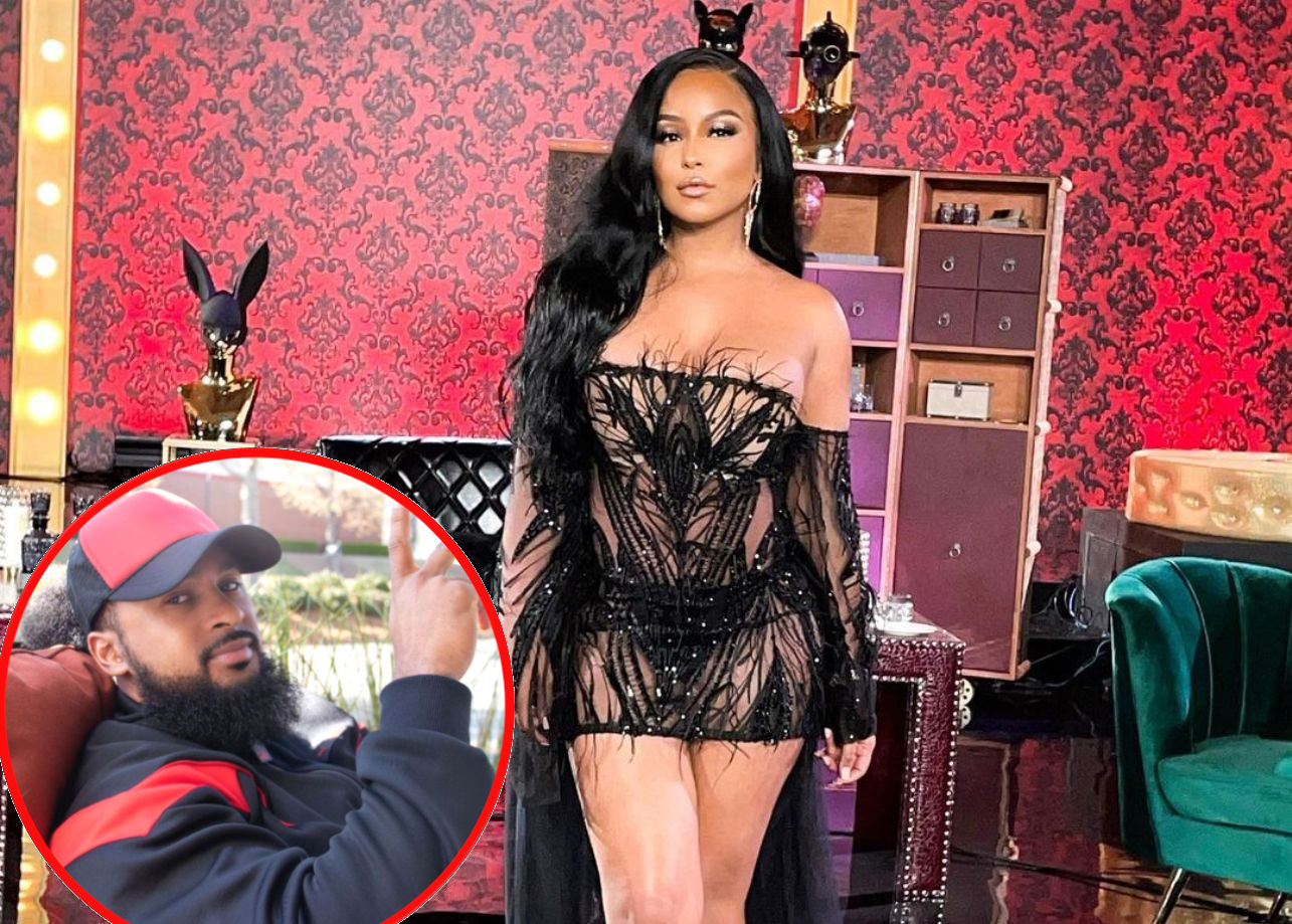 VIDEO: RHOA's LaToya Ali Accuses Ex Adam Ali Of Abusing Her In Marriage And Admits To Cheating On Him As He Fires Back At Claim In New Response Video
