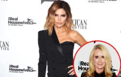 "RHOBH Star Lisa Rinna Claps Back at Fan Who Slams Her as ""Embarrassing"" for Dancing to Justin Bieber's ""Peaches,"" Plus Looks Back on Kim Richards Bunny Drama on Easter"