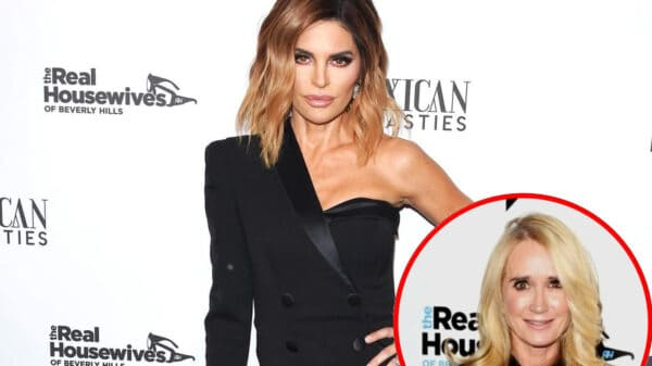 "RHOBH's Lisa Rinna Claps Back at Hater Who Slams Her as ""Embarrassing"" for Dancing to Justin Bieber's ""Peaches,"" Plus Looks Back on Kim Richards Bunny Drama on Easter"
