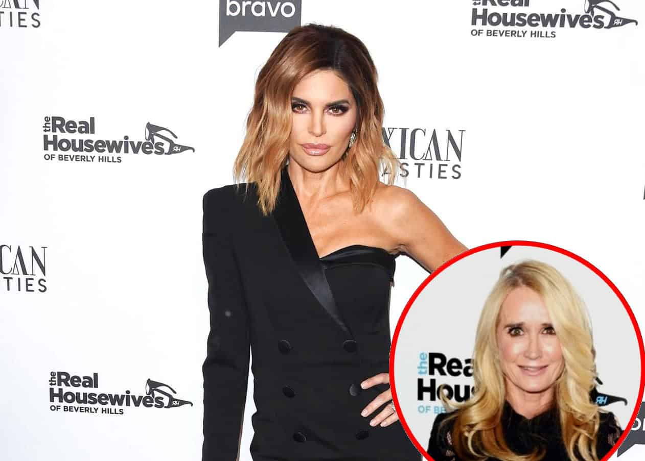 """RHOBH's Lisa Rinna Claps Back at Hater Who Slams Her as """"Embarrassing"""" for Dancing to Justin Bieber's """"Peaches,"""" Plus Looks Back on Kim Richards Bunny Drama on Easter"""
