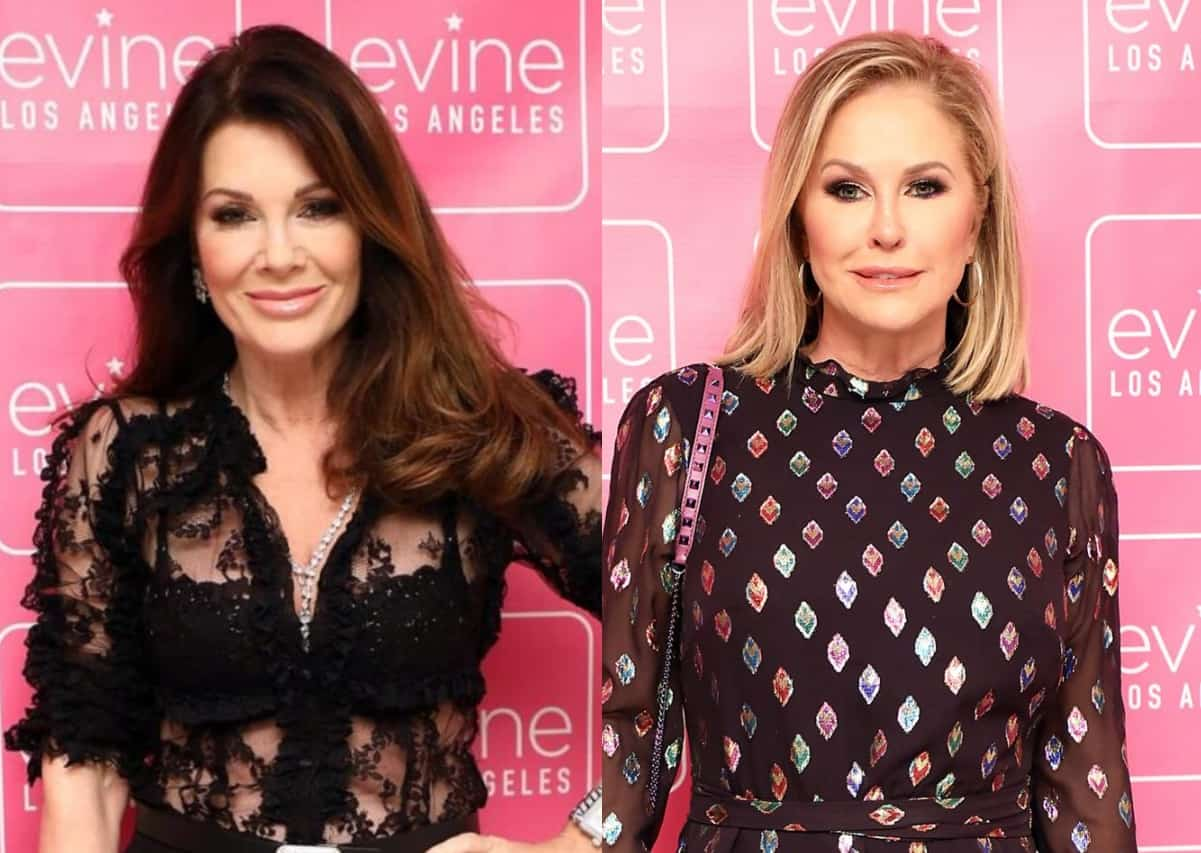 """Lisa Vanderpump Is Supporting Kathy Hilton's Addition to RHOBH, Says """"Newbie Won't Take Any Nonsense,"""" Plus Does Lisa Plan to Watch Season 11?"""