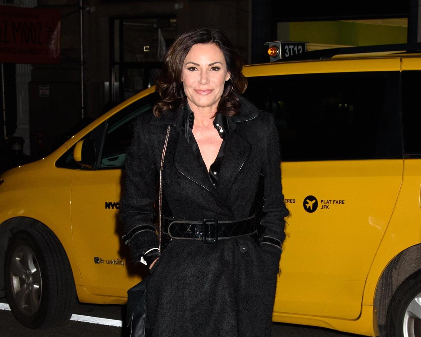 "Luann de Lesseps Reveals Her ""Wake-up Call"" That Made Her Get Sober Again Ahead Of RHONY Premiere After Relapsing Amid Pandemic"